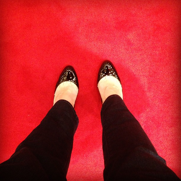 Almost. #Louboutin #lasvegas February 02, 2013 at 0652AM