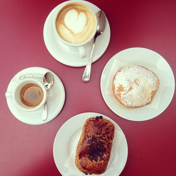 Sunday breakfast, cose della domenica. #Milan #Italy June 23, 2013 at 0522PM